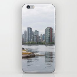 False Creek Vancouver iPhone Skin