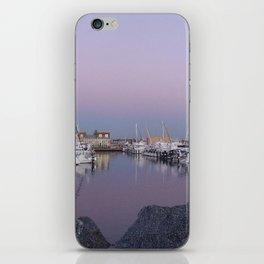 Fremantle boats iPhone Skin