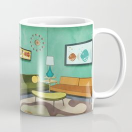 The Room 1962 Coffee Mug