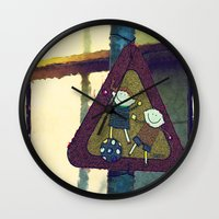 kids Wall Clocks featuring Kids by LoRo  Art & Pictures