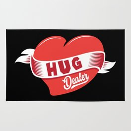 Hug Dealer | Love Valentine's Day Rug