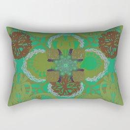 The Ocean's, Oceanic Rectangular Pillow