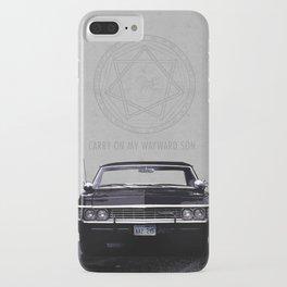 Kansas iPhone Case
