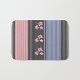 Combined, patchwork 3 Bath Mat