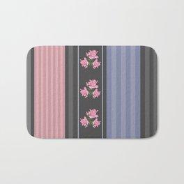 Combined, patchwork 3 Bath Mat
