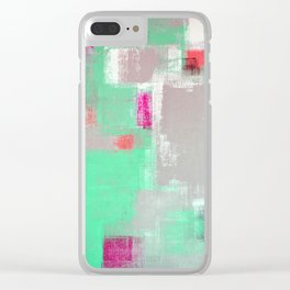 Toppings Clear iPhone Case