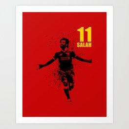 SALAH - 006 Art Print