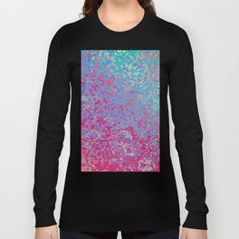 Colorful Corroded Background G284 Long Sleeve T-shirt