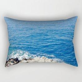 Edge of Sea Rectangular Pillow