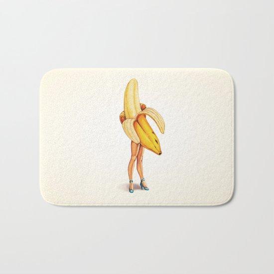 Banana Girl Bath Mat