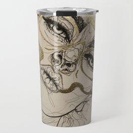 Golden loss Travel Mug