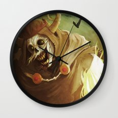 The Lich Wall Clock