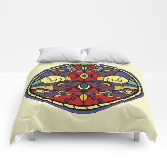 Surface Symmetry Comforters