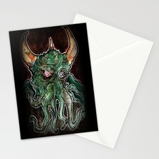 Cthulhu Stationery Cards