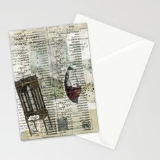 Note If Found Stationery Cards