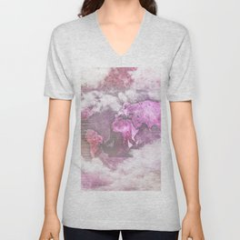 Map IV Unisex V-Neck