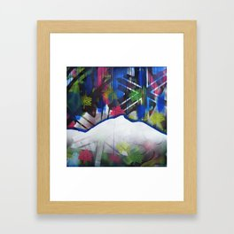 The Jay Way Framed Art Print