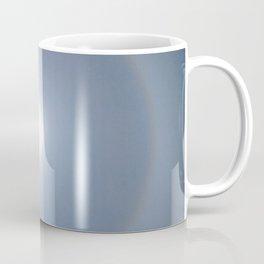Rainbow Sun Halo Coffee Mug