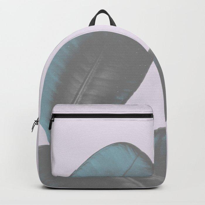 Ficus Elastica #6 #pastel #violet #art #society6 Backpack