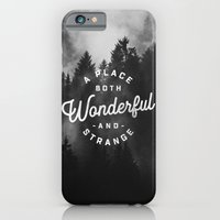 A Place Both Wonderful and Strange Slim Case iPhone 6s