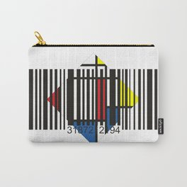 Barcode 004d Carry-All Pouch