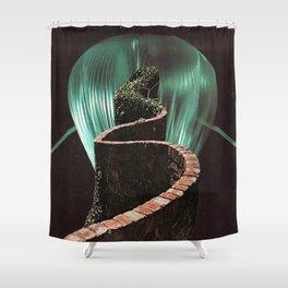 pathways Shower Curtain