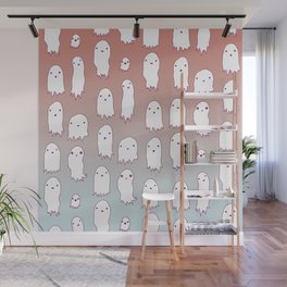 Lil Ghosties Wall Mural