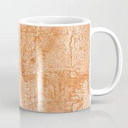 Peach nebulous watercolor Coffee Mug