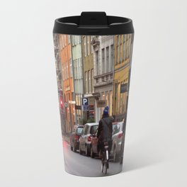Copenhagen street 4 Travel Mug