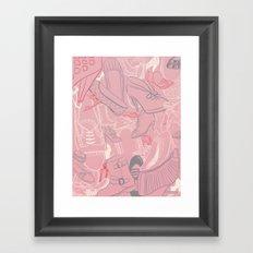 Shoe Love 2 Framed Art Print