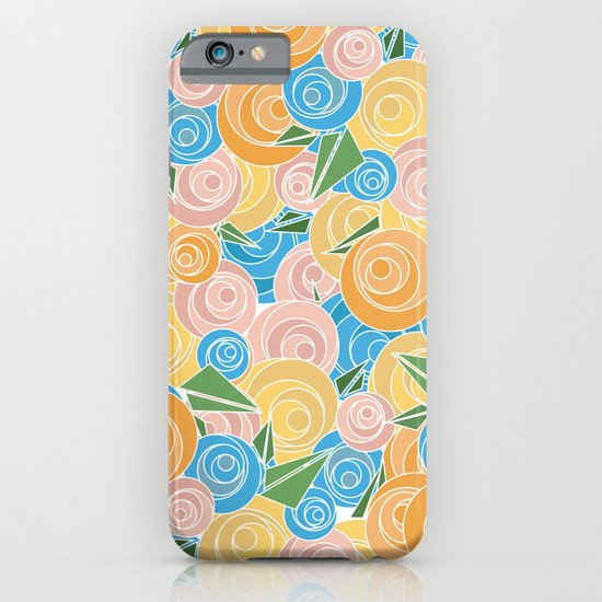 Pastel Floral iPhone & iPod Case