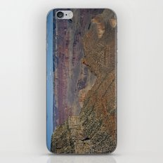 The Grand Canyon Dry Color iPhone & iPod Skin