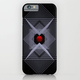 just a little point -2- iPhone Case
