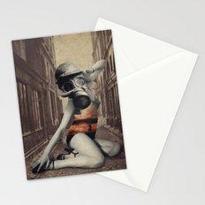Atomic Bombshell Stationery Cards