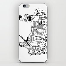 Support Your Scouts iPhone Skin