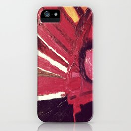 Behind the Shutter iPhone Case