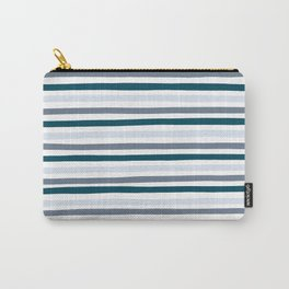 Thick Lines Carry-All Pouch