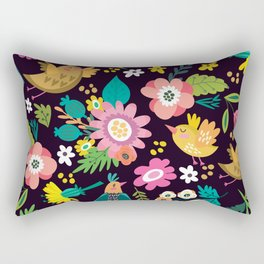 The floral floresta Rectangular Pillow