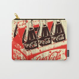 Grunge Box Cola Carry-All Pouch