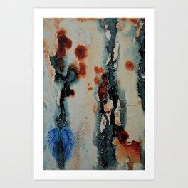 The Frail Art Print
