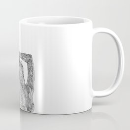mystic transcendence Coffee Mug