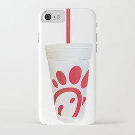Chick-fil-Love iPhone Case