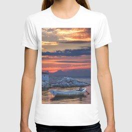 Last Light at Peggy's Cove Harbor T-shirt