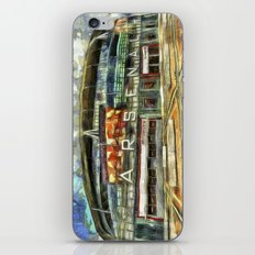 Arsenal FC Emirates Stadium Art iPhone & iPod Skin