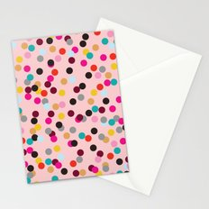 Confetti #3 Stationery Cards