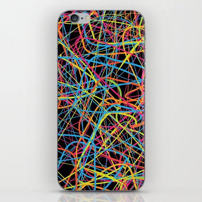 This is a Drunk Pattern iPhone Skin