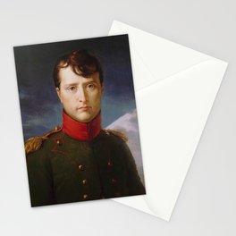 Napoléon Bonaparte Premier Consul Stationery Cards