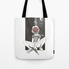 Kill Girl Tote Bag