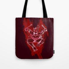 TMNT Rock: Raph Tote Bag