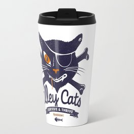 Alley Cats Travel Mug